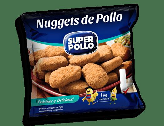 nuggets de pollo super pollo
