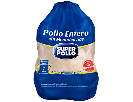 producto super pollo