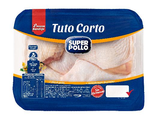 tuto corto en trozados marinados super pollo