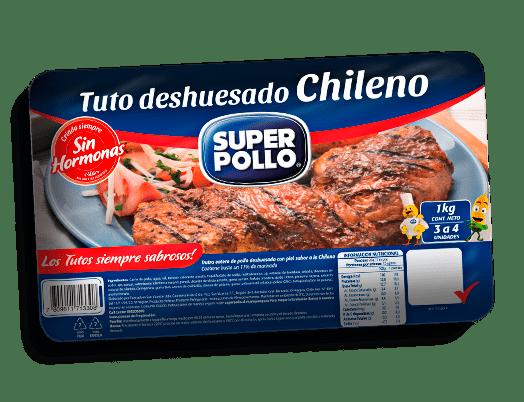 tuto deshuesado chileno super pollo